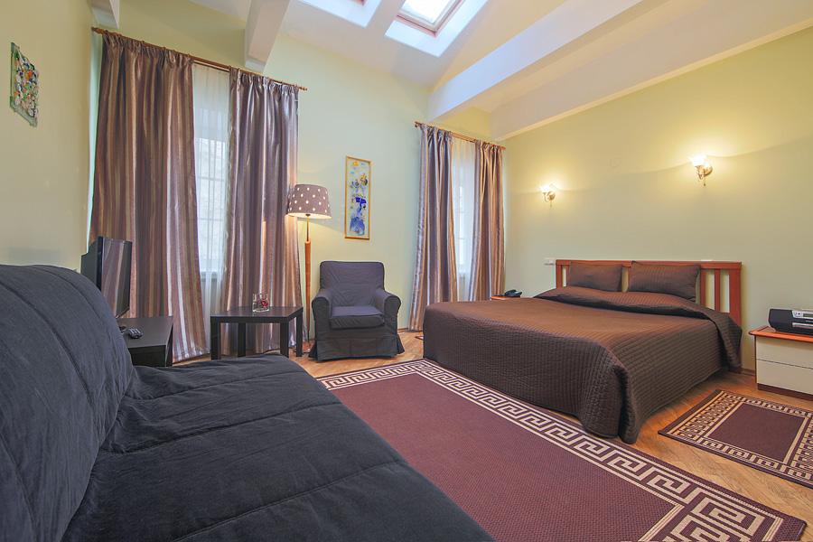 Снять квартиру в центре Санкт-Петербурга, мини-гостиница GA710